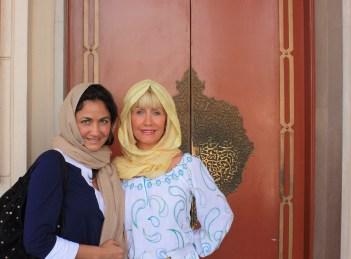 Adele and Missy Dubai