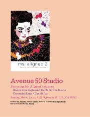 Final MS. ALIGNED at Avenue 50 Studio